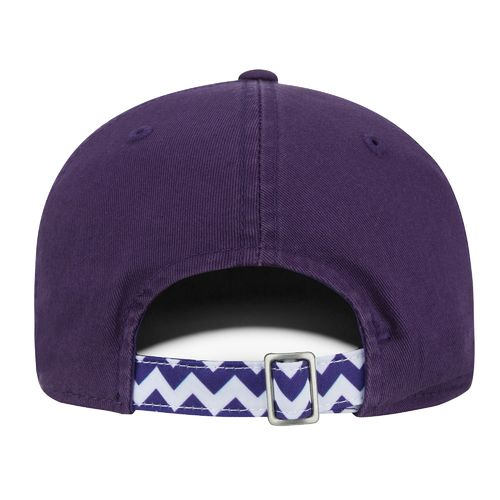 Top of the World Women's Louisiana State University Chevron Crew Cap - view number 3