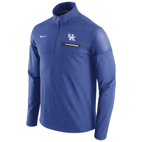 Nike™ Men's University of Kentucky Coaches Half Zip Jacket