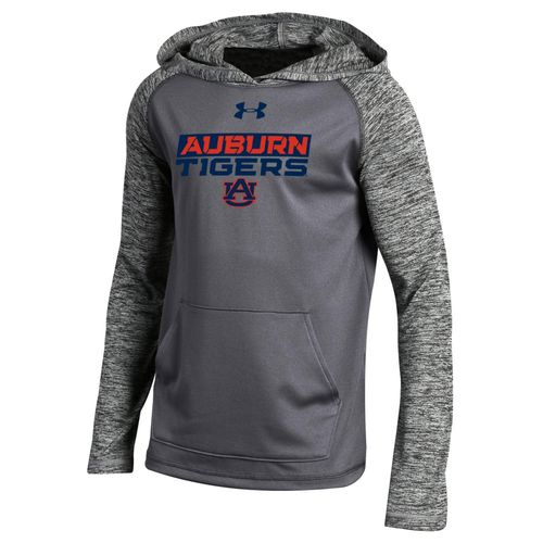 Under Armour™ Boys' Auburn University Tech Hoodie