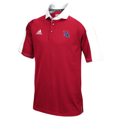 adidas™ Men's Louisiana Tech University Sideline Polo
