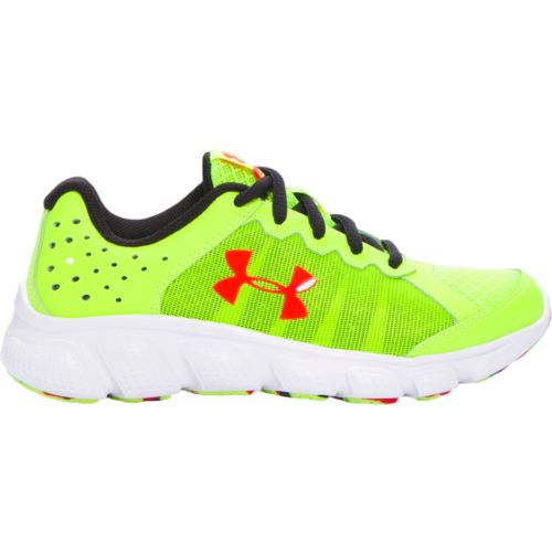 Display product reviews for Under Armour Boys' Micro G Assert 6 Running Shoes