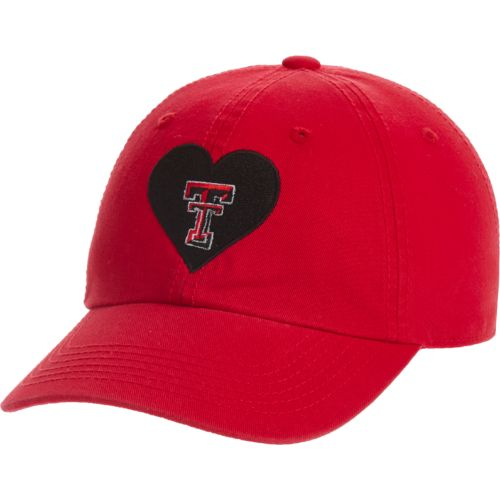 Top of the World Women's Texas Tech University Lovely Cap