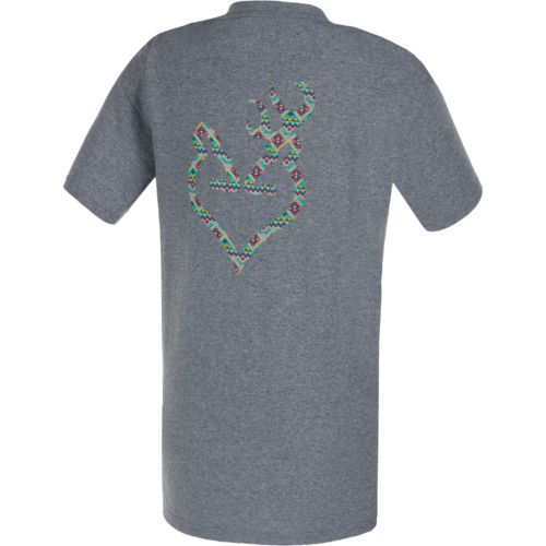 Browning Women's Tribal Buckheart T-shirt - view number 1