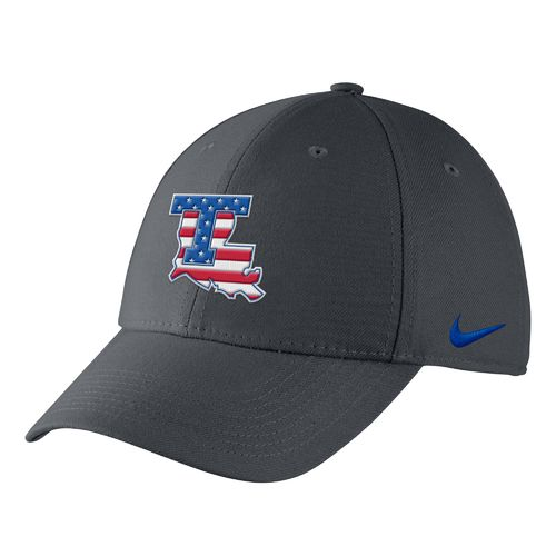 Nike™ Men's Louisiana Tech University Swoosh Flex Cap