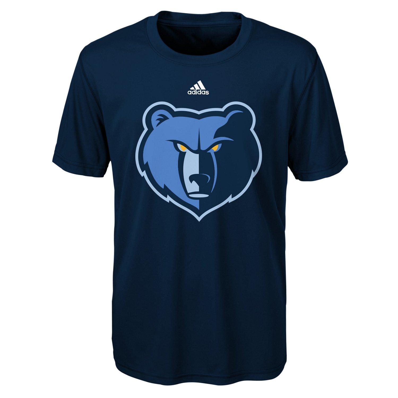 adidas™ Boys' Memphis Grizzlies Primary Logo T-shirt