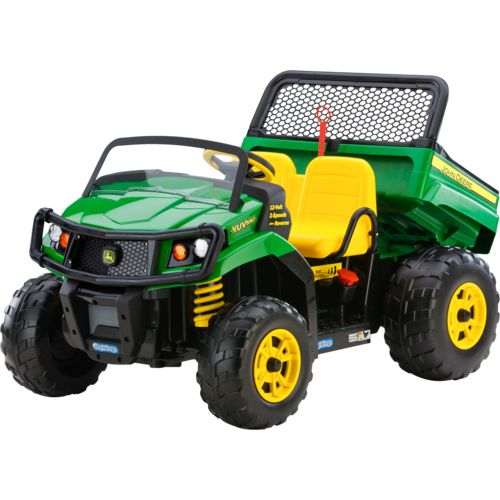 Display product reviews for Peg Perego John Deere Gator XUV 550 12V Ride-On