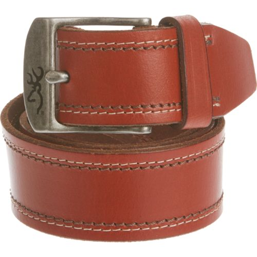 Browning Men's Vernal Leather Belt
