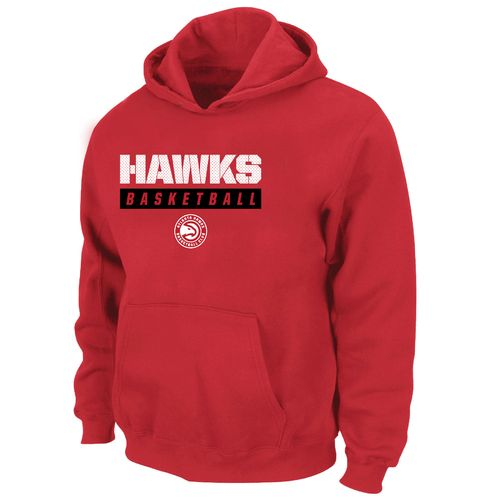 Majestic Boys' Atlanta Hawks Screen Print Hoodie