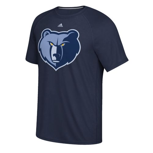 adidas™ Men's Memphis Grizzlies climalite® Ultimate Short Sleeve T-shirt