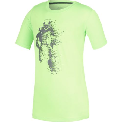 BCG Boys' Football Player Short Sleeve T-shirt - view number 1
