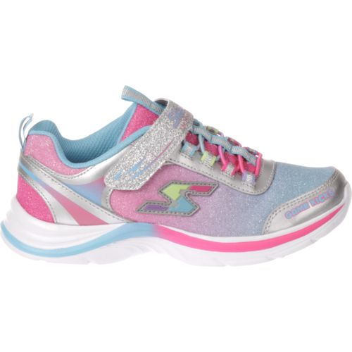 SKECHERS Girls' Swift Kicks Super Skillz Shoes