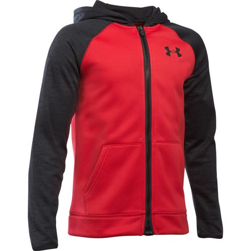 Under Armour Boys' Storm Armour Full-Zip Fleece Hoodie
