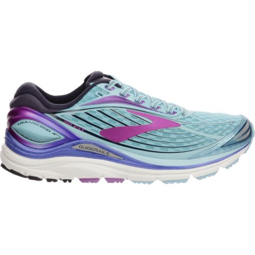 Display product reviews for Brooks Women's Transcend 4 Running Shoes