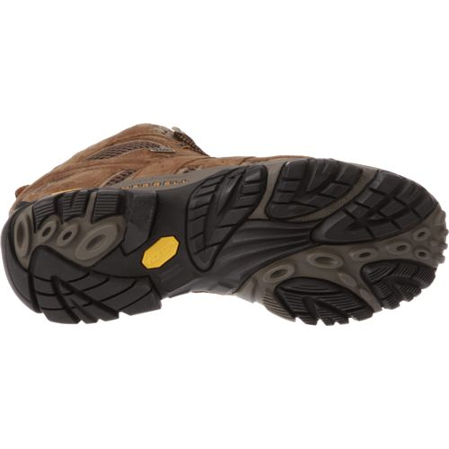 Merrell® Men's MOAB 2 Mother of All Boots™ Waterproof Hiking Shoes - view number 5