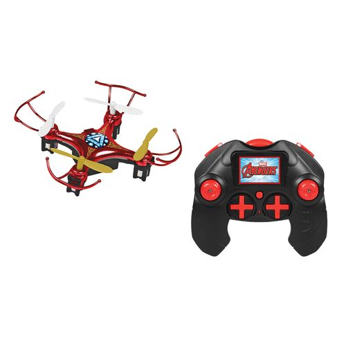 World Tech Toys Marvel Avengers Iron Man Micro Drone RC Quadcopter - view number 1