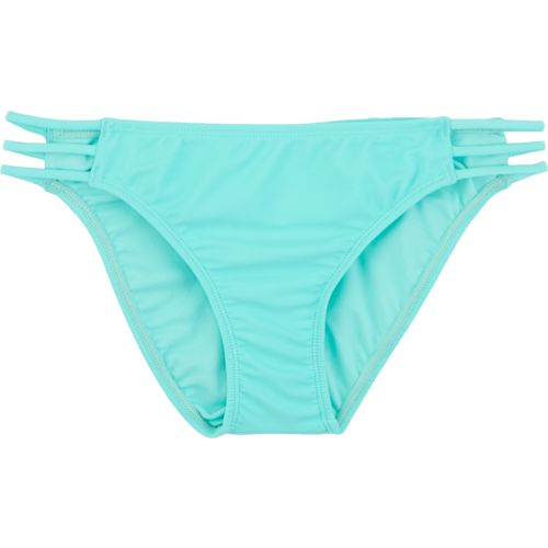 O'Rageous Juniors' Mint Crush Hipster Swim Bottom