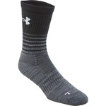 Under Armour Men's Phenom Twisted Crew Socks 3 Pairs - view number 2