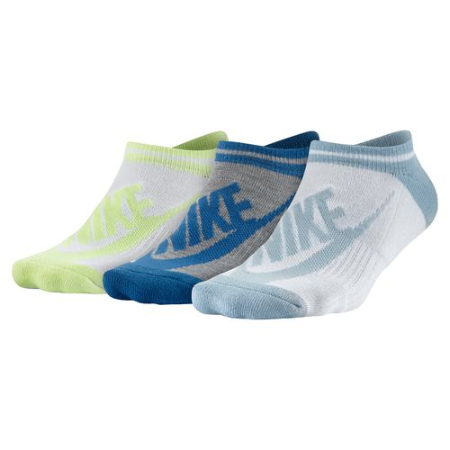 Nike Women's Striped No-Show Socks