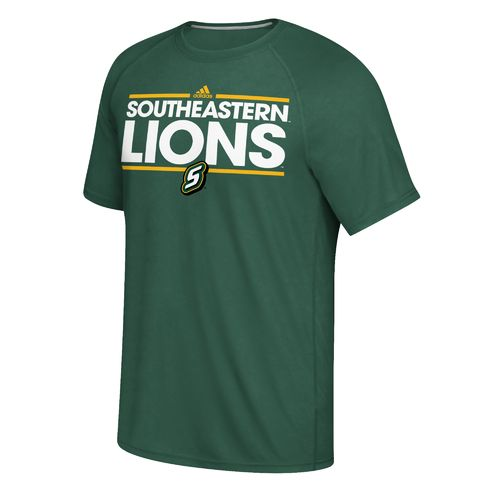 adidas Men's Southeastern Louisiana University Dassler Ultimate Short Sleeve T-shirt