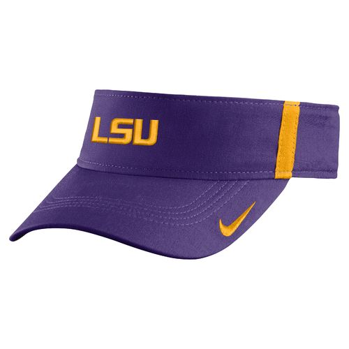Nike™ Men's Louisiana State University AeroBill Sideline Visor