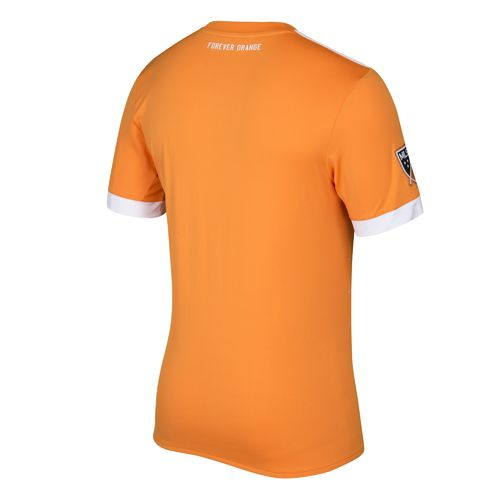 adidas Men's Houston Dynamo Short Sleeve Replica Jersey - view number 2