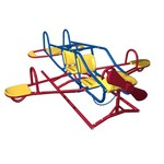 Lifetime Ace Flyer Airplane Teeter-Totter - view number 3