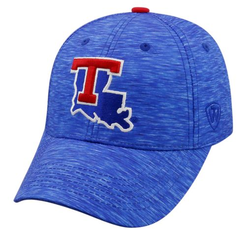 Top of the World Men's Louisiana Tech University Warpspeed Cap