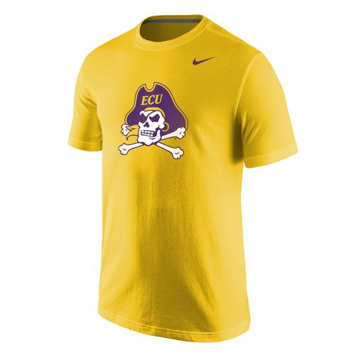Nike Men's East Carolina University Logo T-shirt
