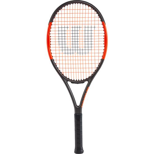Wilson Burn 100 Team Tennis Racquet - view number 1
