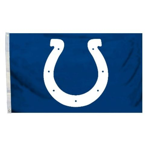 BSI Indianapolis Colts Fan Flag