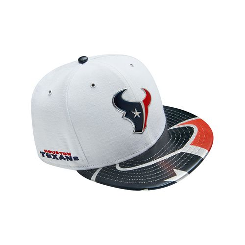 New Era Men's Houston Texans 59FIFTY NFL17 Official On Stage Cap - view number 10