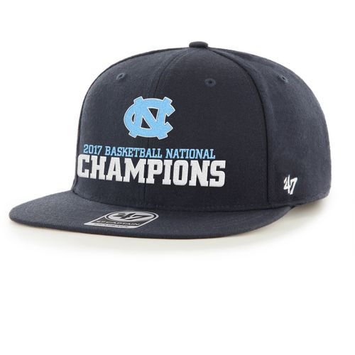 '47 Men's University of North Carolina 2017 NCAA Men's Basketball Natoinal Champions Sur