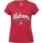 Colosseum Athletics Women's University of Alabama Team Font Arch T-shirt - view number 1