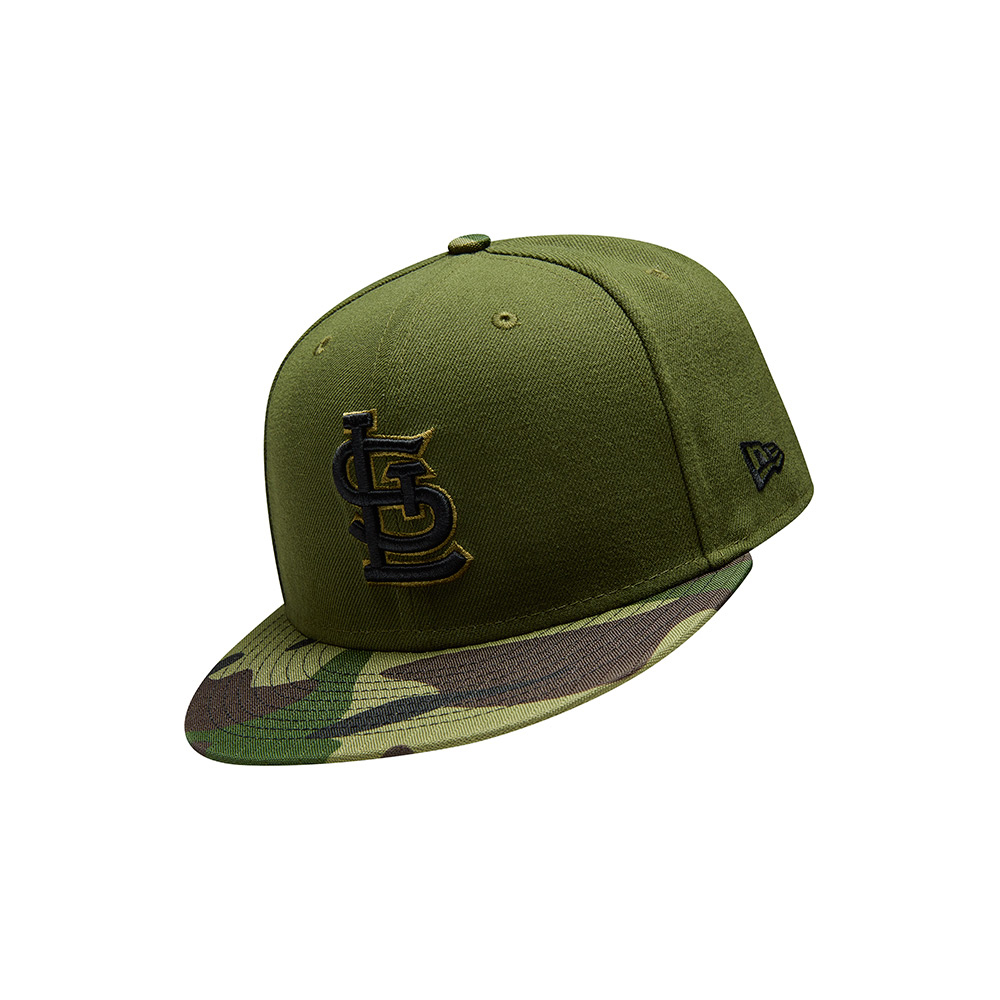 New Era Men's St. Louis Cardinals SE17 Memorial Day 59FIFTY Cap - view number 7