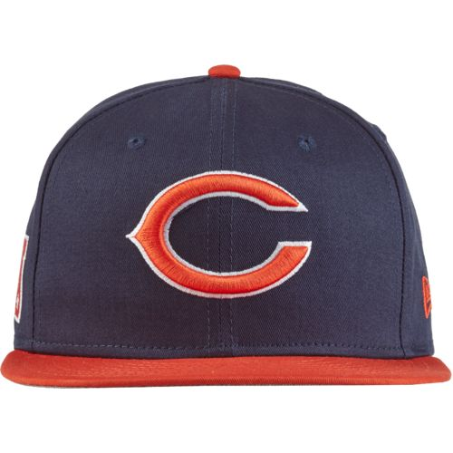 New Era Men's Chicago Bears 9FIFTY Baycik Snapback Cap