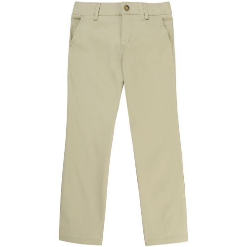 French Toast Girls' Straight Leg Twill Pant