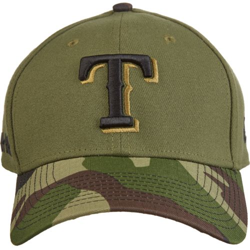 New Era Men's Texas Rangers SE17 Memorial Day 39THIRTY Cap