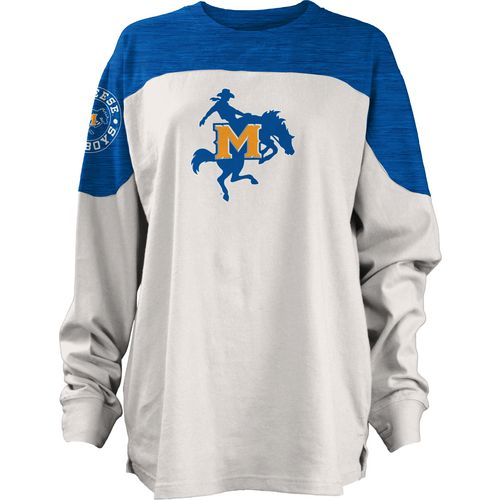 Three Squared Juniors' McNeese State University Cannondale Long Sleeve T-shirt