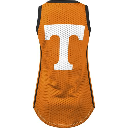 G-III for Her Women's University of Tennessee Opening Day Mesh Tank Top - view number 2