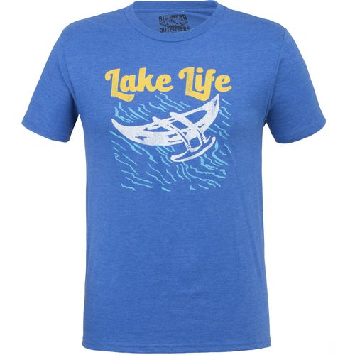 Display product reviews for Big Bend Outfitters Men's Lake Life T-shirt