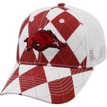 Top of the World Men's University of Arkansas Get Loud 2-Tone Adjustable Cap - view number 1