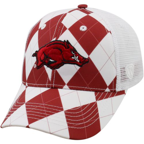 Top of the World Men's University of Arkansas Get Loud 2-Tone Adjustable Cap