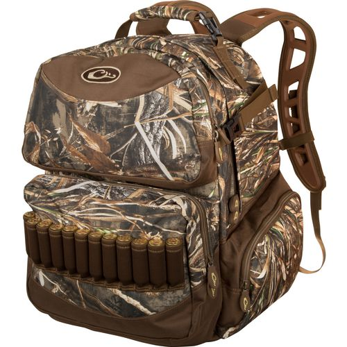 Drake Waterfowl Men's Walk-In Backpack 2.0