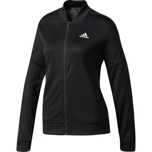 adidas Women's Tricot Snap Track Jacket