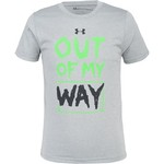Under Armour Boys' Out of My Way Short Sleeve T-shirt - view number 1