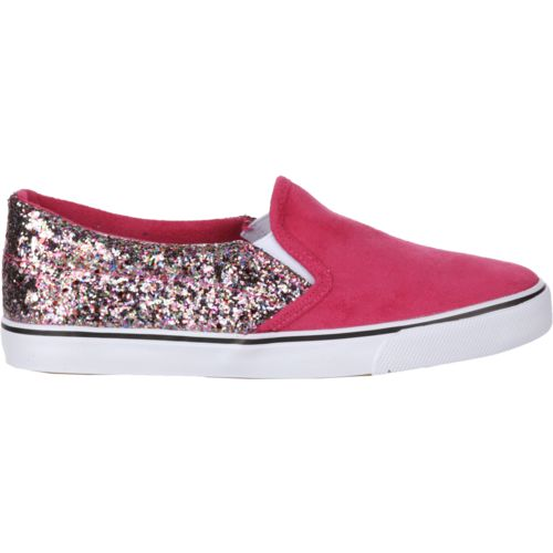 Austin Trading Co. Girls' Ava Glitter Casual Shoes