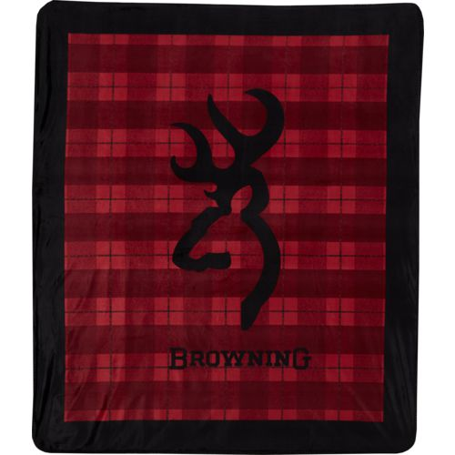 Display product reviews for Browning Buckheart 50 in x 60 in Throw