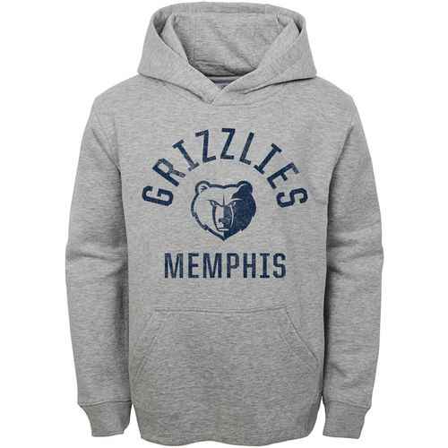 NBA Boys' Memphis Grizzlies Icon Hoodie