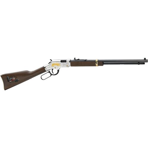 Henry Golden Boy American Farmer Tribute .22 LR/Short Lever-Action Rifle