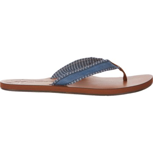 O'Rageous Women's Piped Strap Sandals